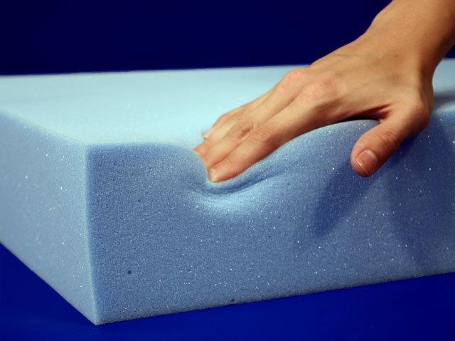 espuma de poliuretano para sofas y sillones