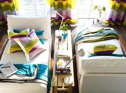Estampados y Colores para sofás