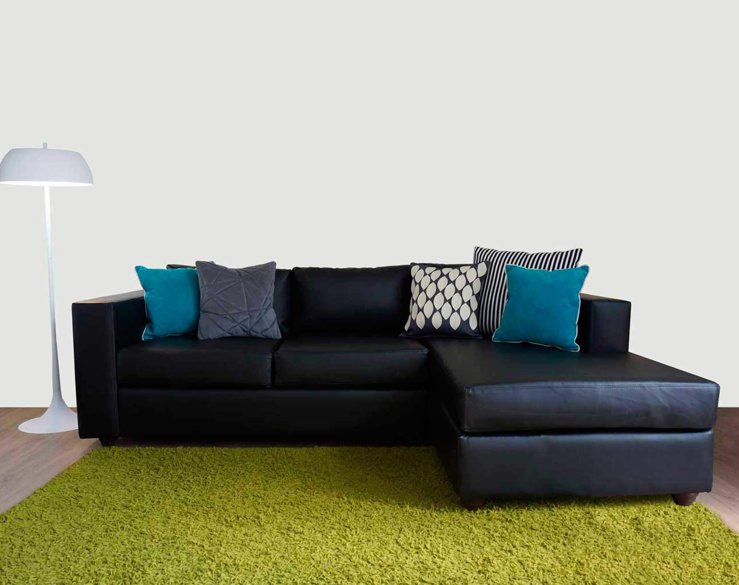 Sof seccional m naco chaise longue izquierdo pu living store for Sofa seccional zibel toronto