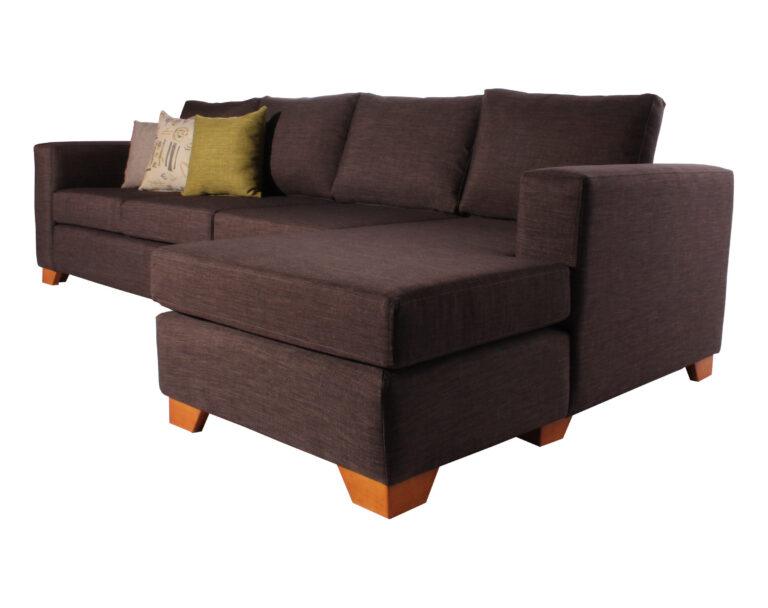 sillon seccional con chaise longue grande