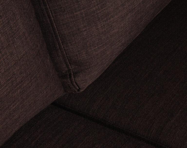 Tapiz bariloche color chocolate para sillones