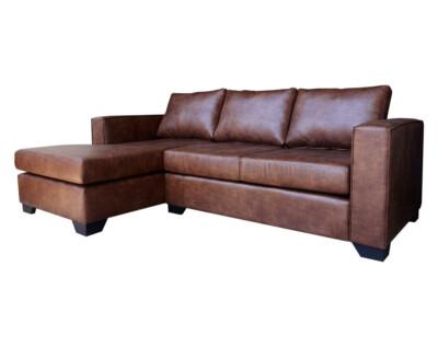 Sofa seccional monaco cuero personalizado2