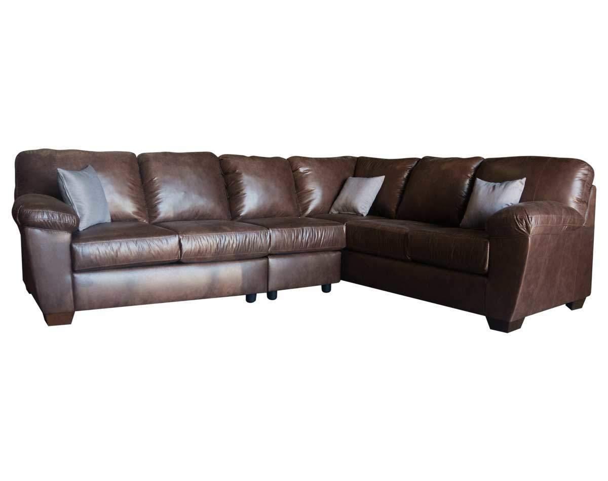 Retapizado de sofá en cuero envejecido