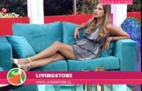 Spot publicitario de sofás LIVINGSTORE en Zona Latina, programa Sabores