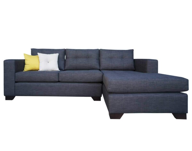 Sofá seccional mónaco medida especial 250 cms