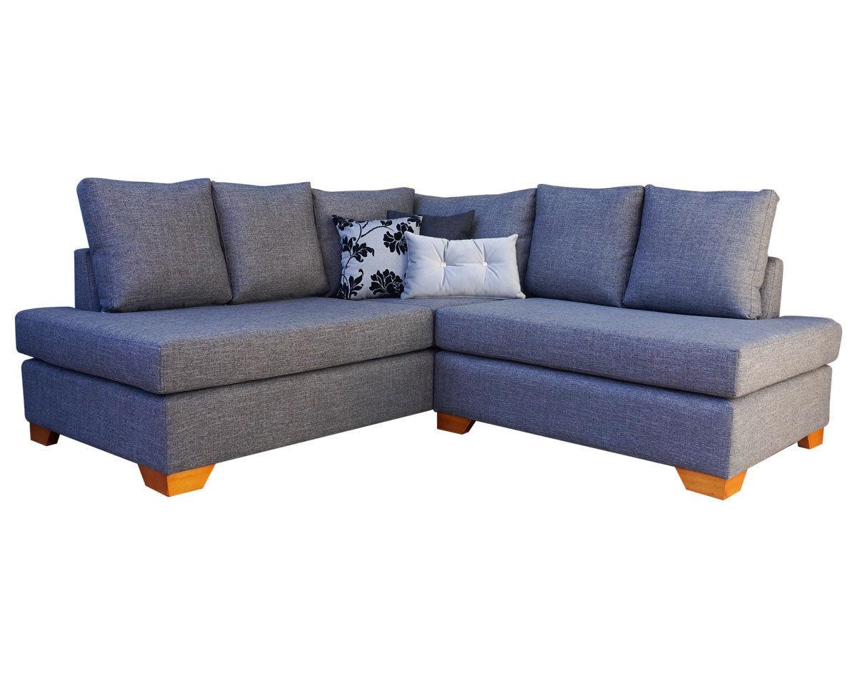 Sof seccional personalizado sin brazos livingstore cl for Sofa cama sin brazos