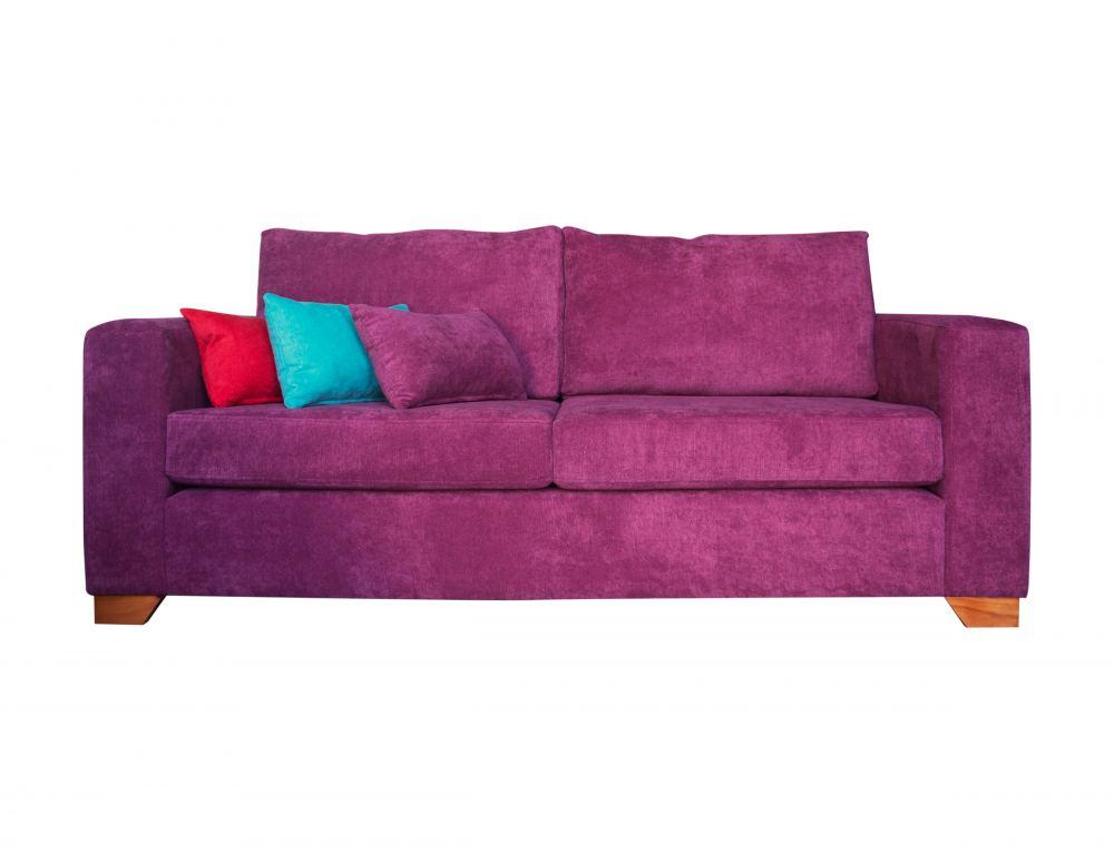 Sofá modelo Thomas color uva