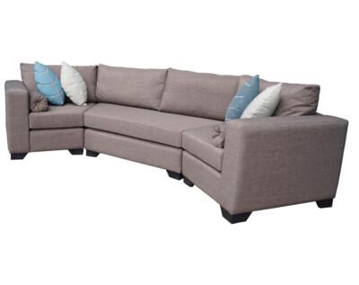 Sofa Modular Esquinero bariloche castano