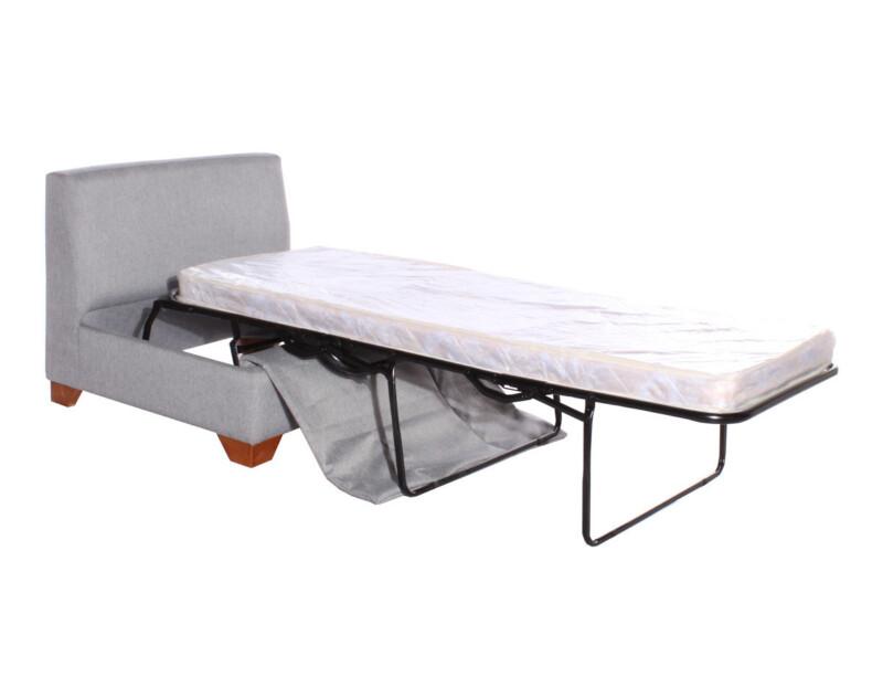 Butaca del sillón cama modular montado con cama plegable de una plaza