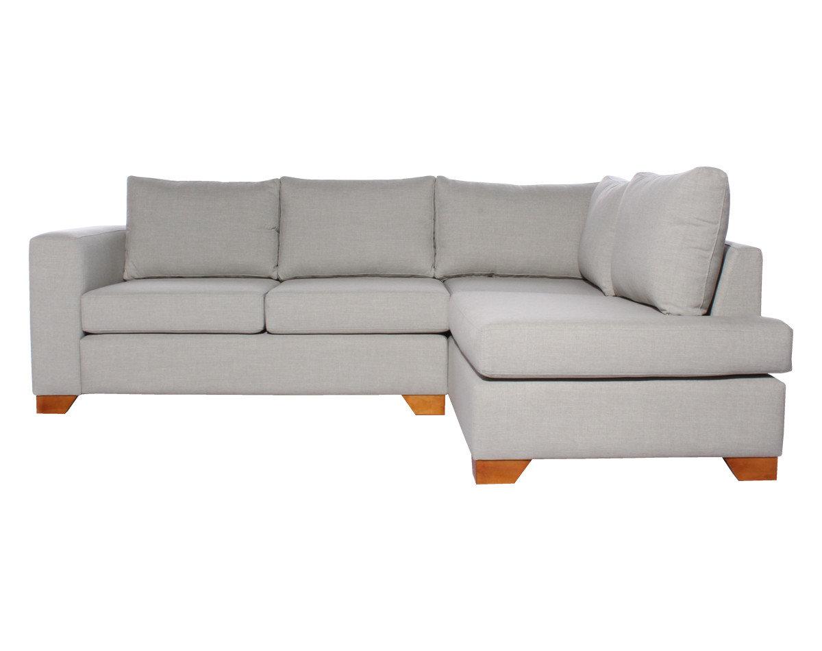 Sofá modular derecho delta lino