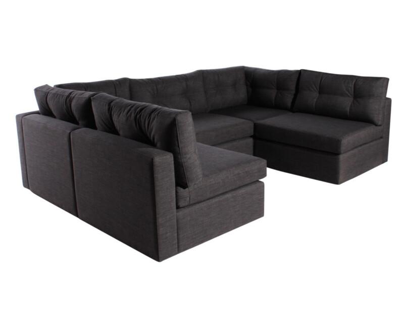 Sofa Modular Reconfigurable Bariloche Marengo