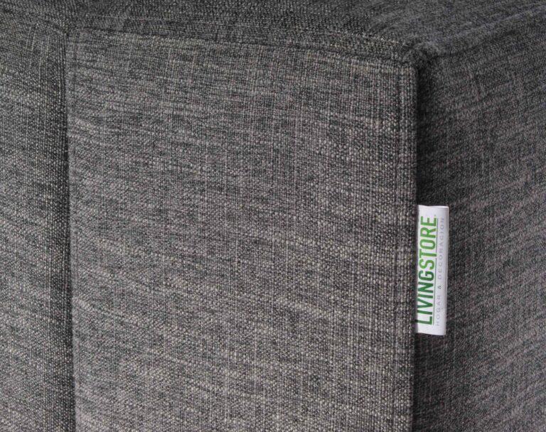 Sofa Thomas Inside Antimanchas Gris detalle