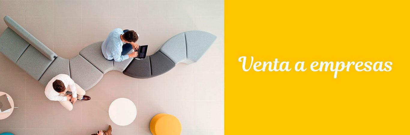 sofa modular para espacios compartidos en empresas