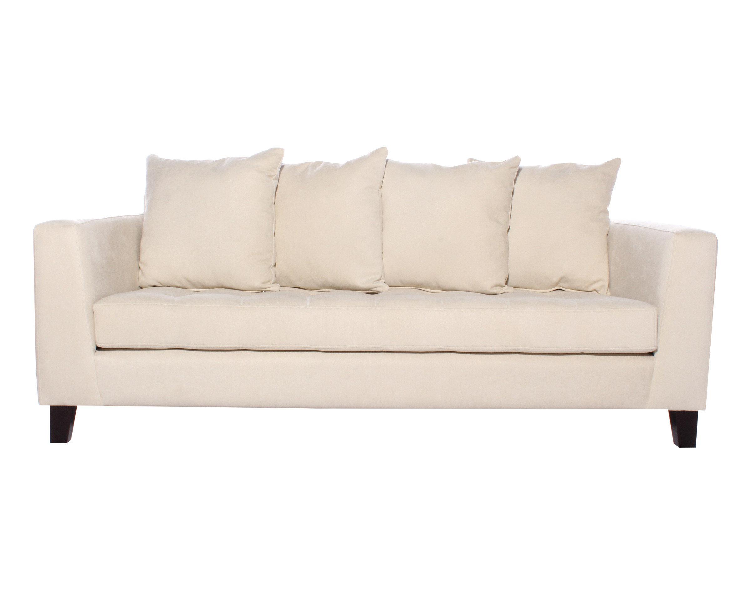 Sofa 2 cuerpos especial Mecha ivory