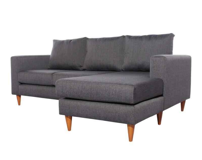 Sofa Seccional Tai Derecho XSD Alto Trafico Marengo lateral