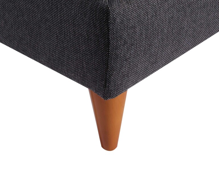 Sofa Seccional Tai Derecho XSD Alto Trafico Marengo patas de madera