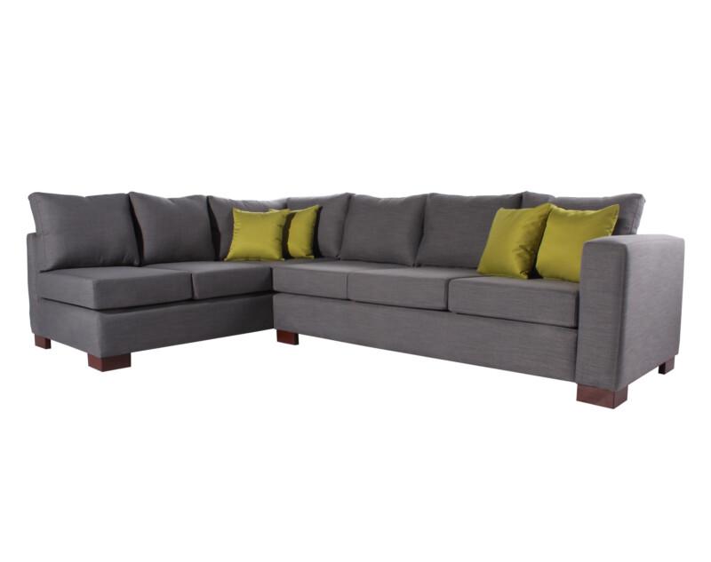 sofá seccional a medida personalizado