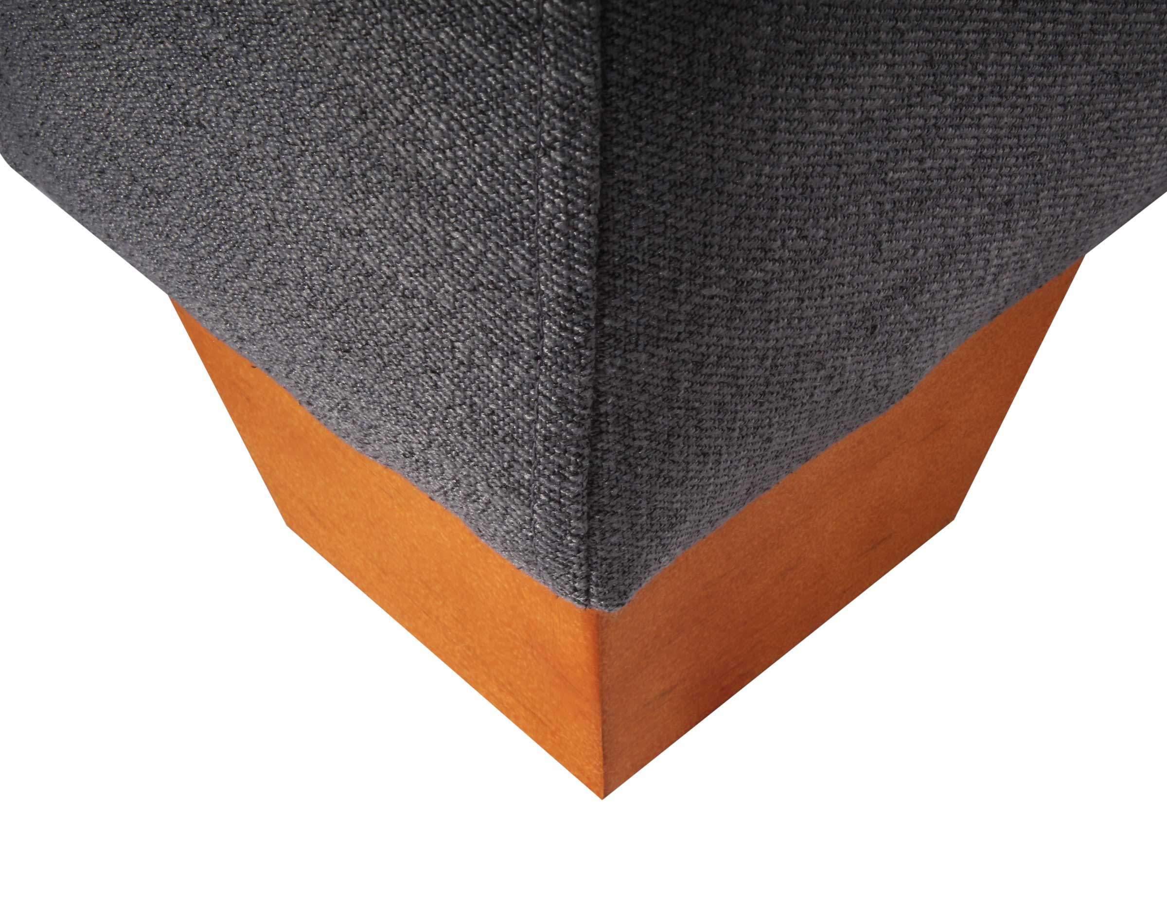 Pata de madera para sillón