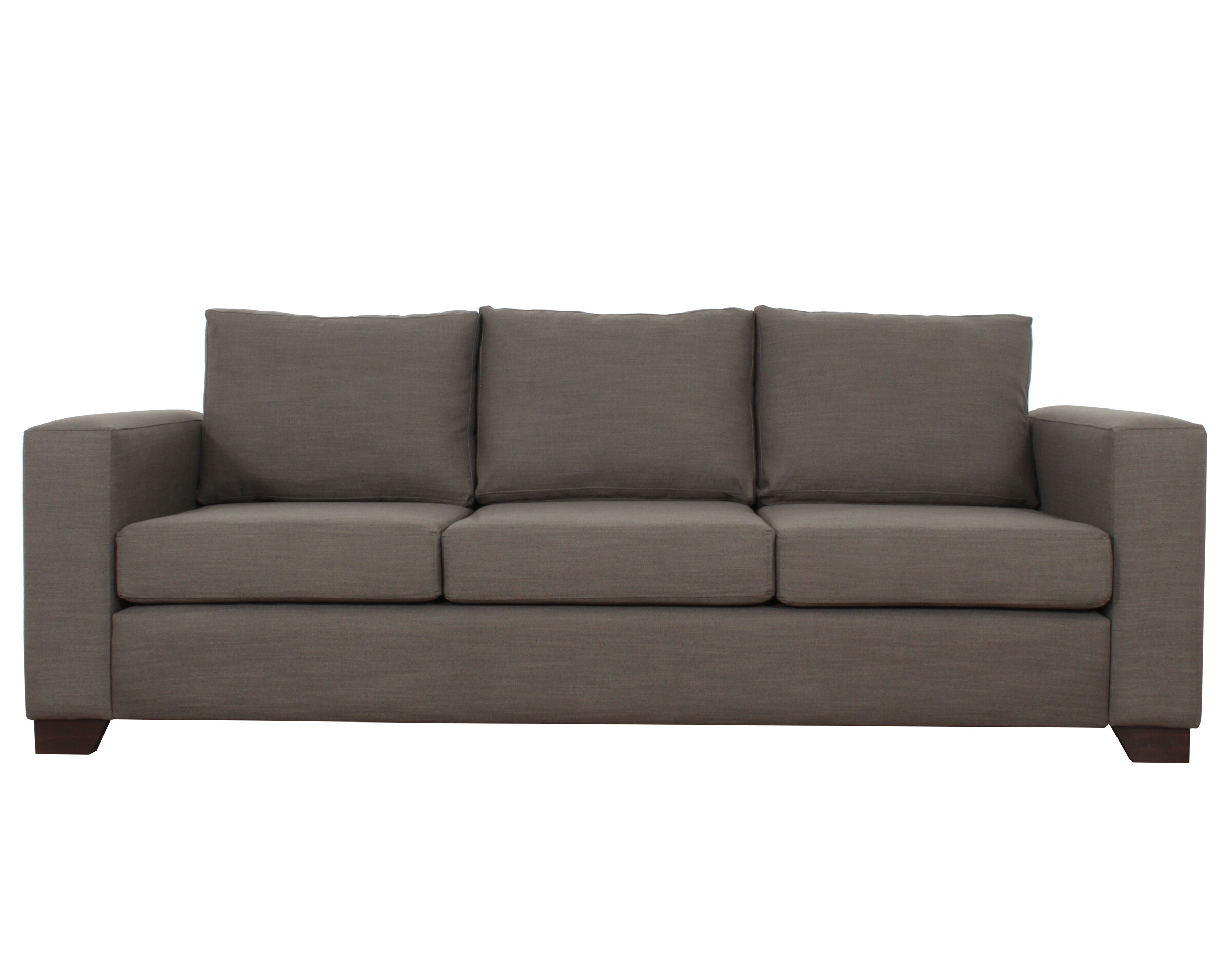 Sofa Monaco 3c New York Gris Frente