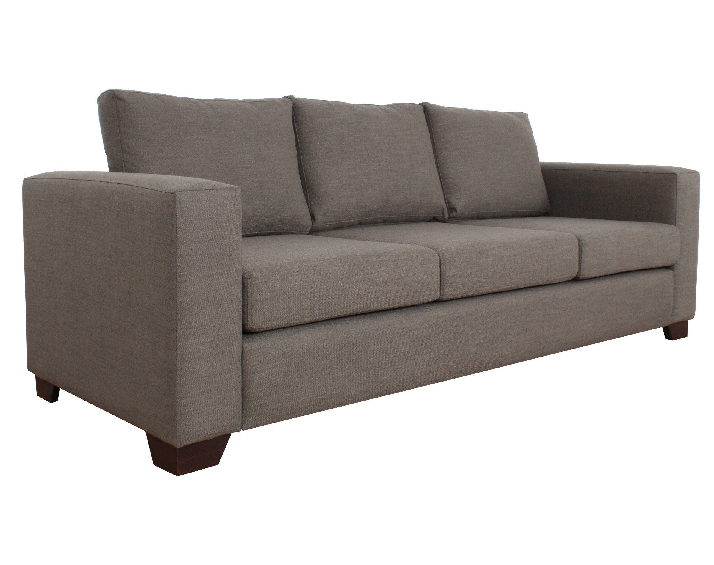 Sofa Monaco 3c New York Gris Iso