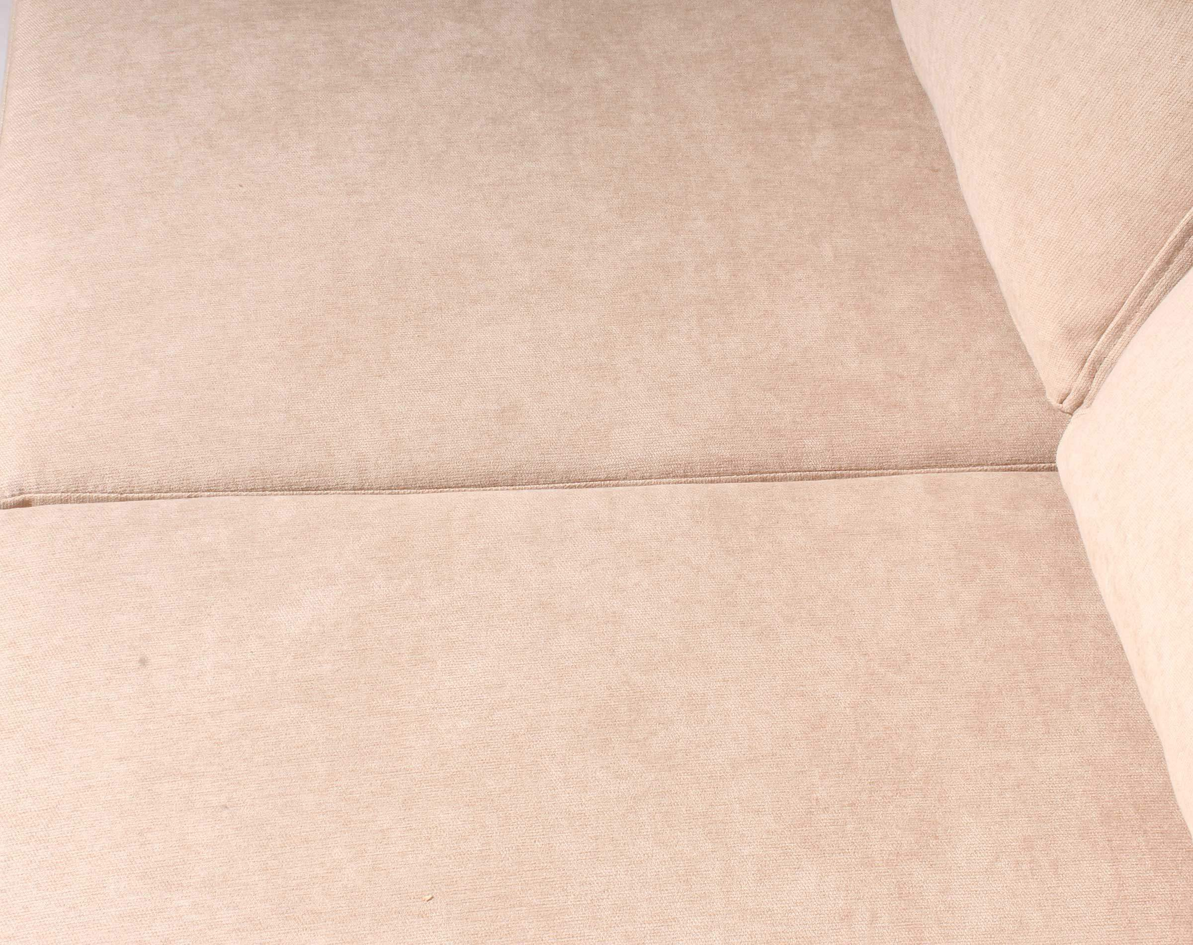 Sofa seccional Monaco izquierdo tapiz Mecha Arena