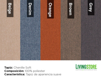 tapiz Chenille Soft