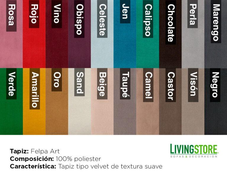tapiz Felpa art