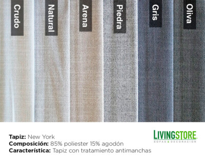 tapiz new york antimanchas