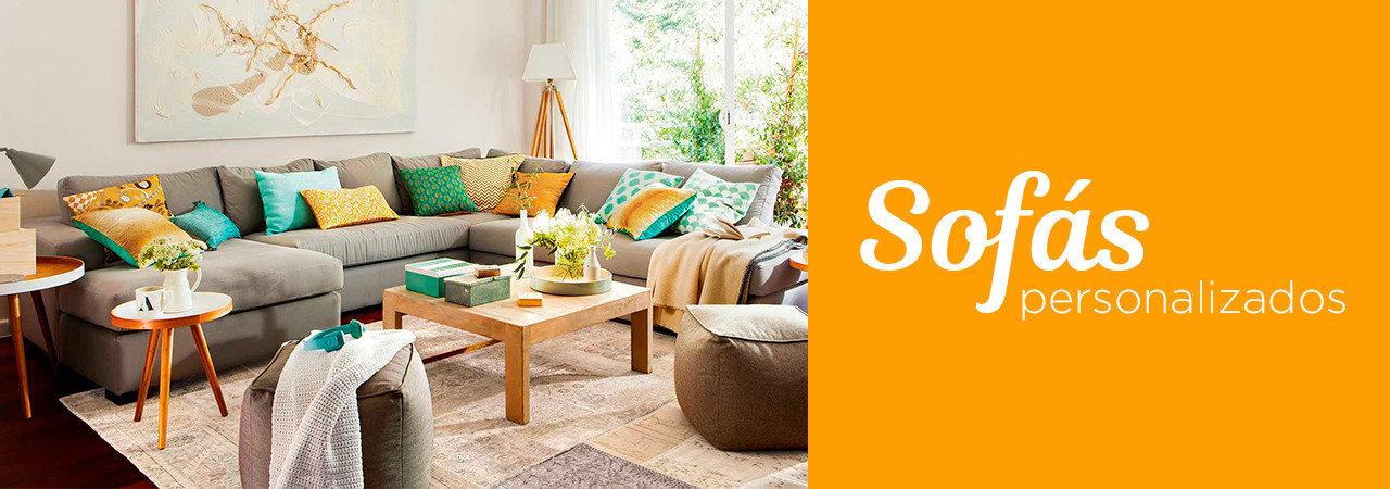 Proyectos Personalizados - sofás y sillones a medida