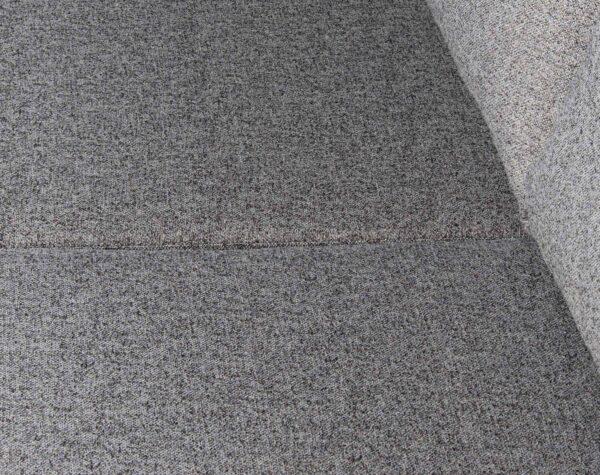 Sofa 3 cuerpos Tai tapiz Chenille FD gris