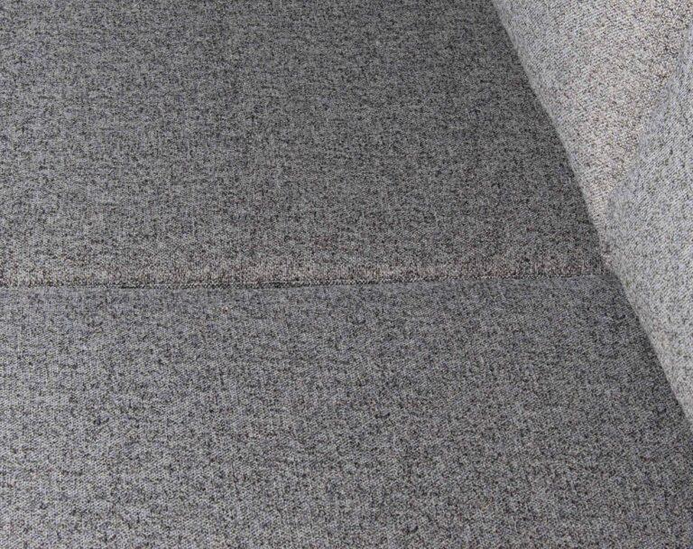 Sofa Seccional Tai derecho tapiz Chenille FD gris
