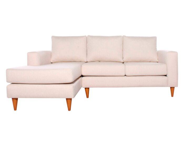 Sofá Seccional Tai izquierdo XSD beige