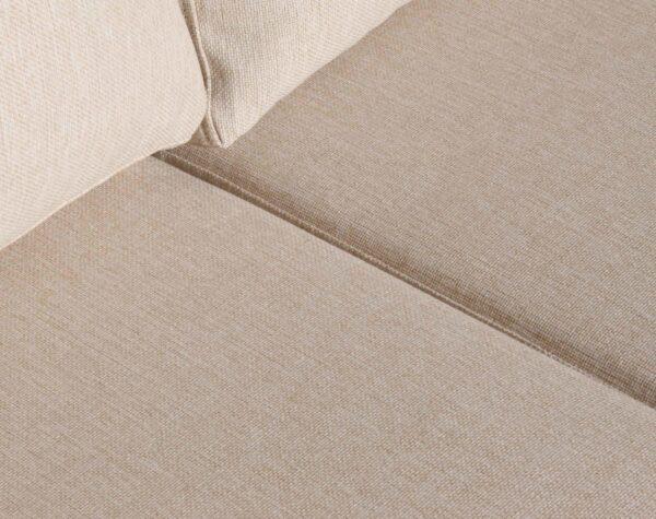 Sofa Seccional Tai izquierdo tapiz XSD beige