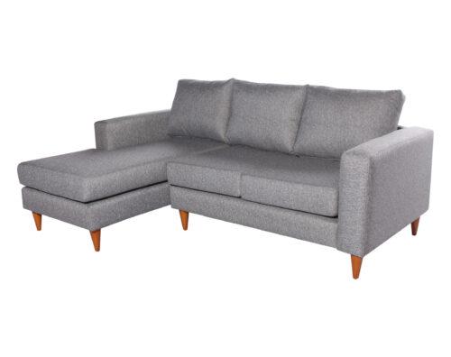 Sofa seccional Tai izquierdo Chenille FD iso