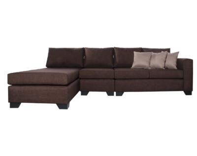 Sofá modular chaise longue izquierdo sin brazo Bariloche