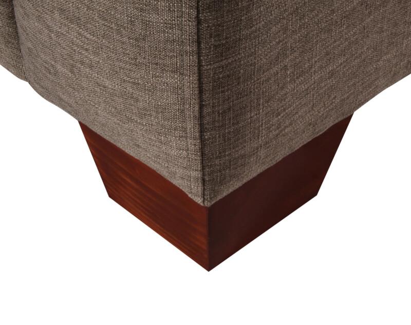 pata de madera para sofa