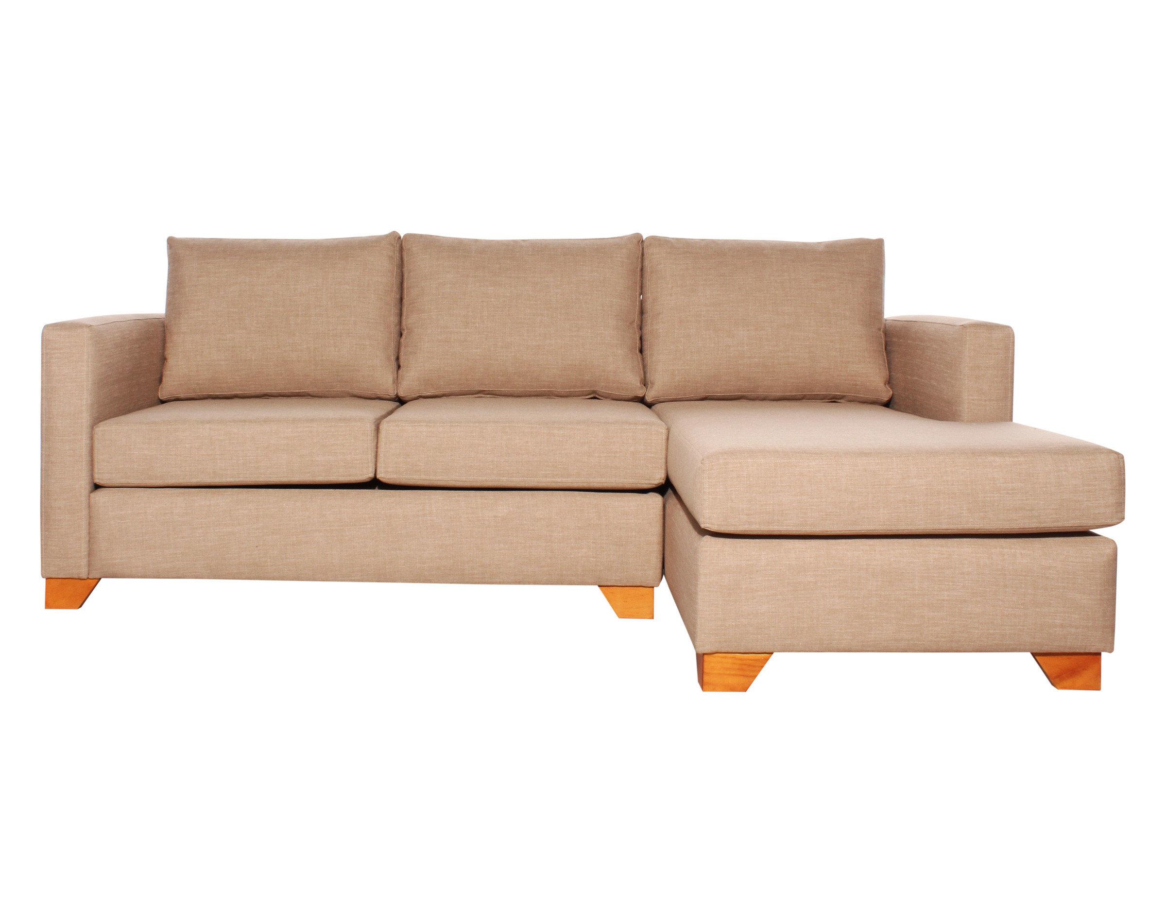 Sofa cama seccional derecho Bariloche 226x150cm
