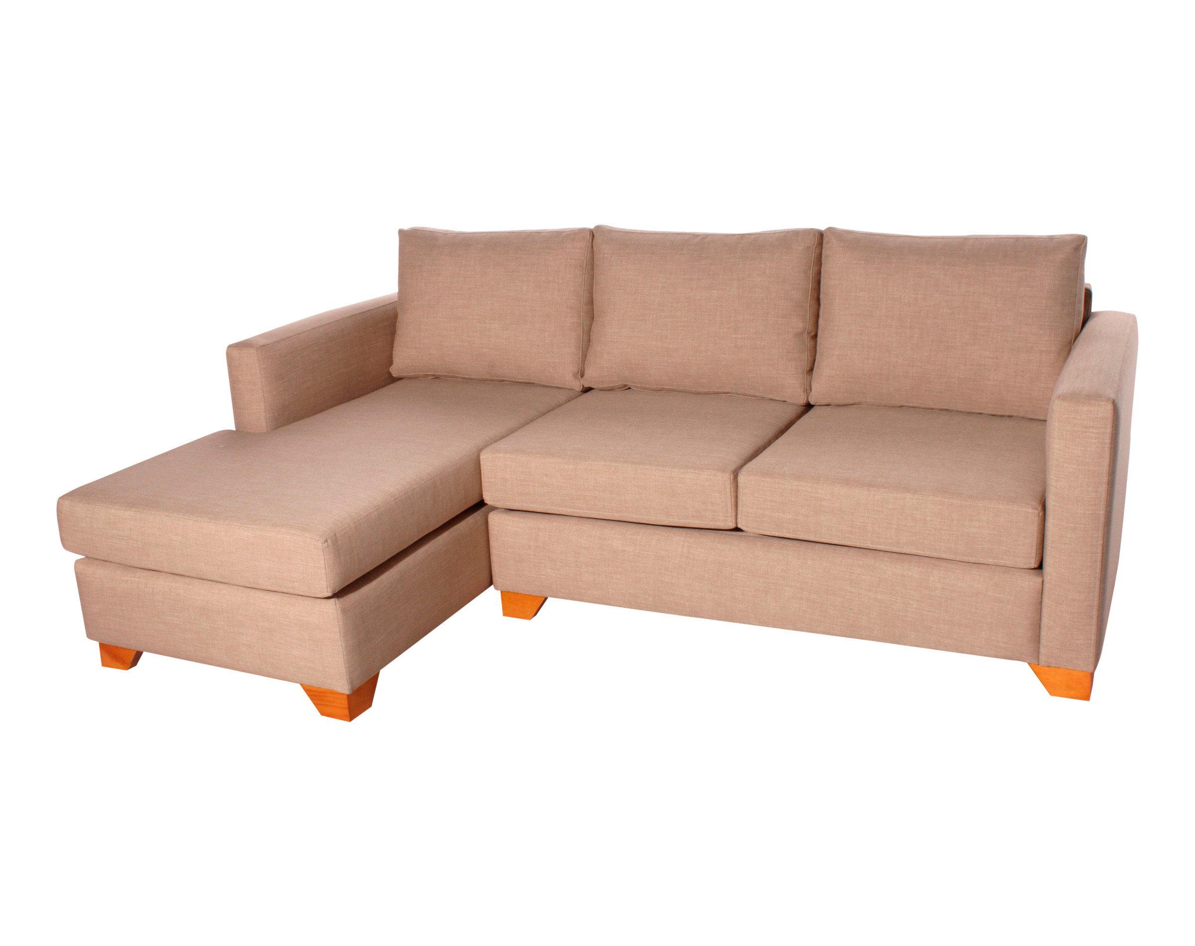 Sofa cama seccional izquierdo Bariloche 226x150cm iso