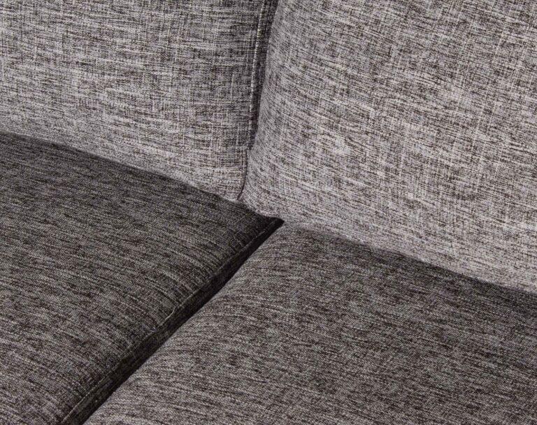 sofa seccional monaco derecho inside antimanchas piedra tapiz