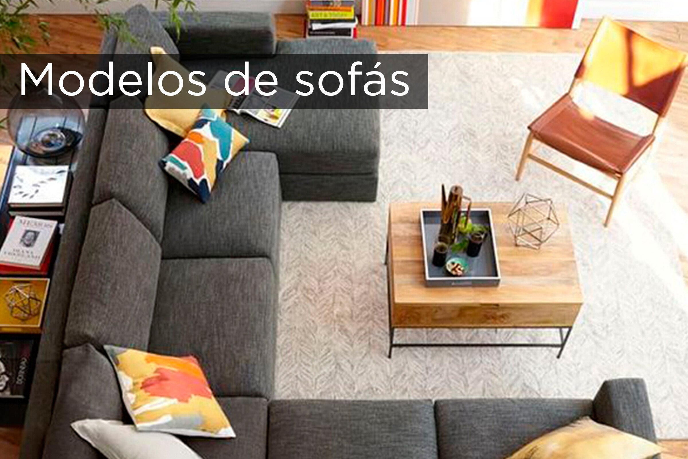 Modelo De Sofa