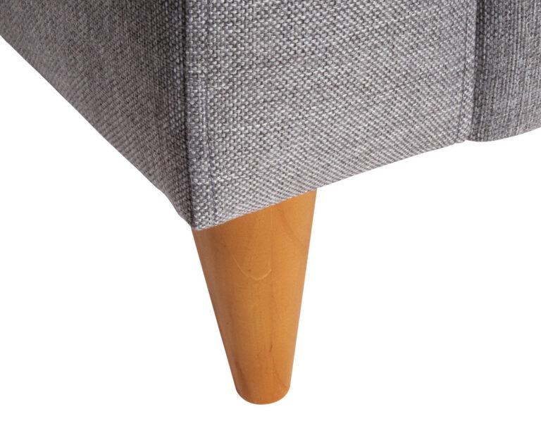 patas cónicas para sofá
