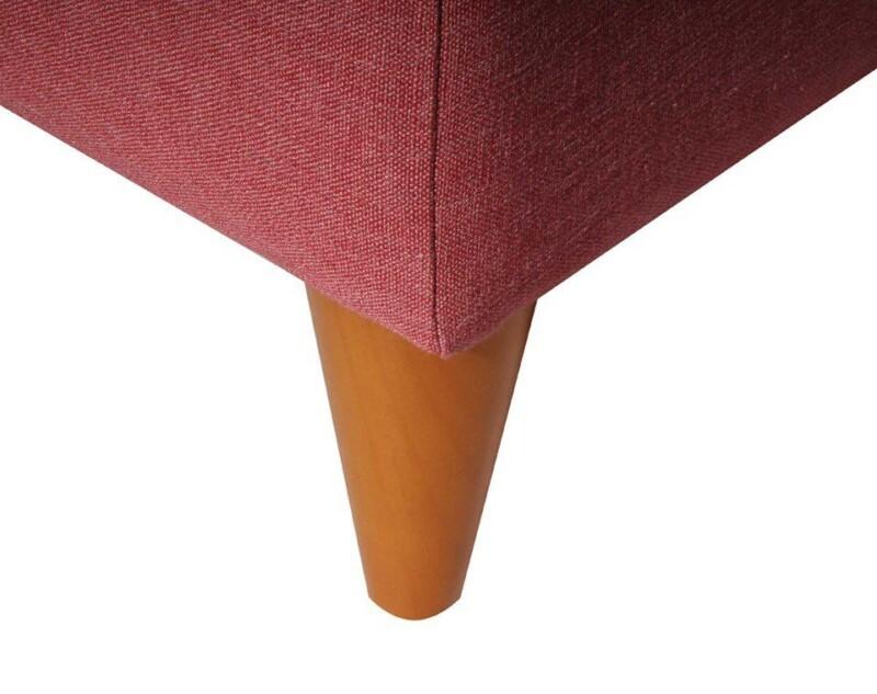 patas conicas para sofa