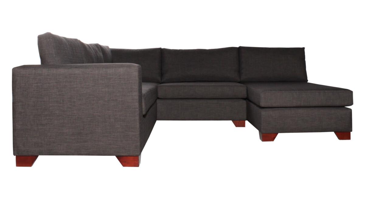Sofa Modular Con Forma De U 1