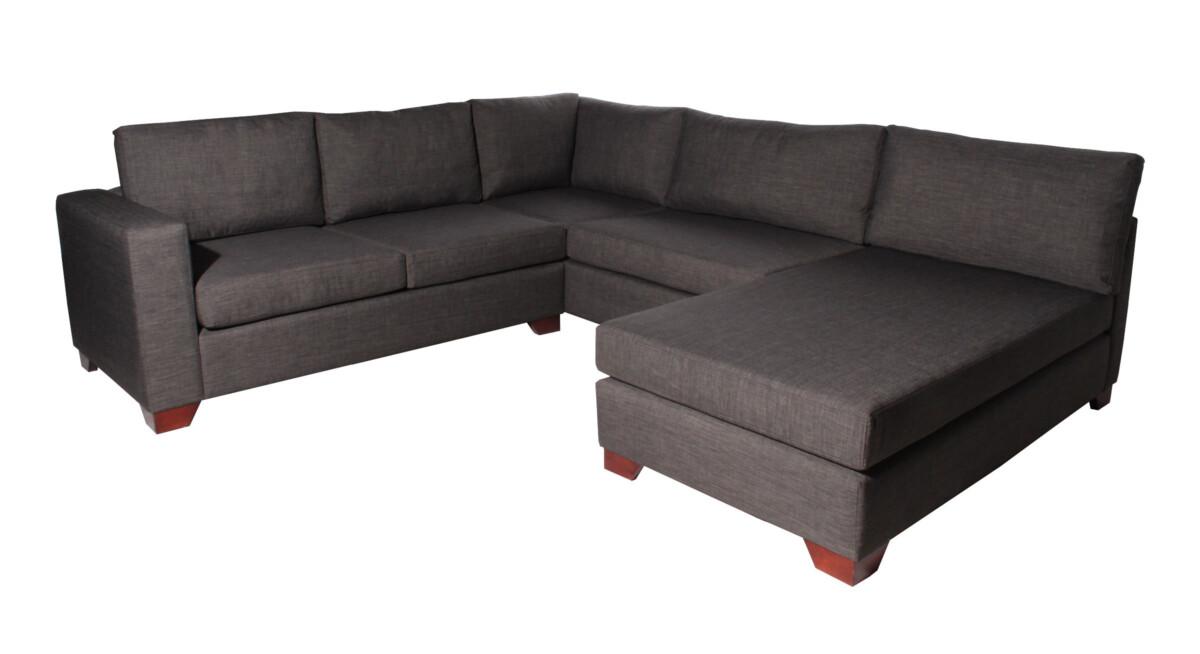 Sofa Modular Con Forma De U 2
