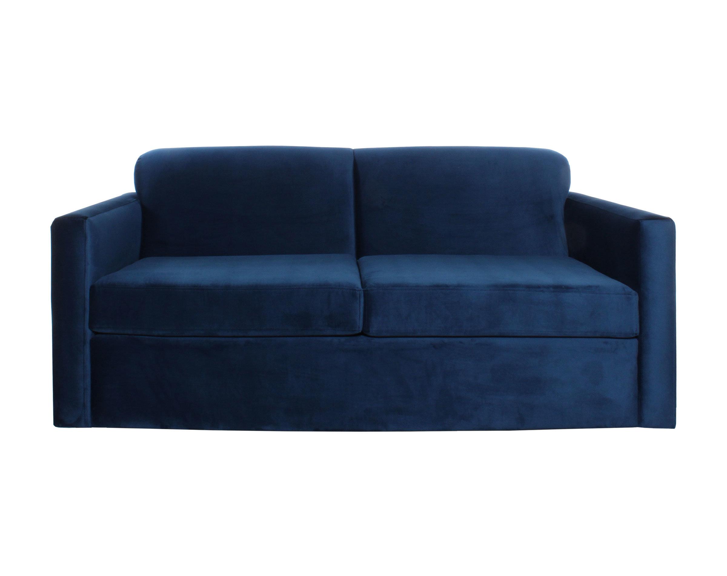 Sofa Cama Dos Cuerpos Especial Vista Frontal