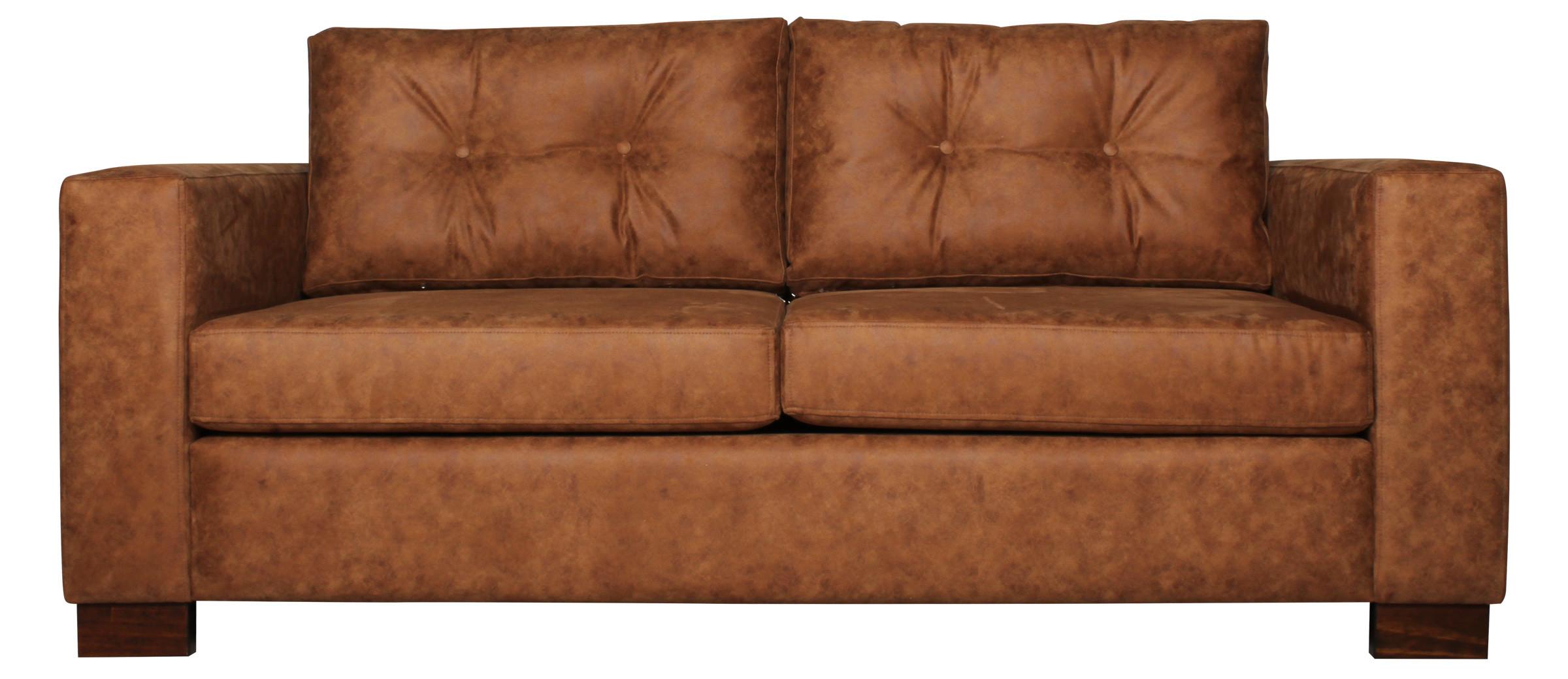 Sofa 200 Cms Cuero Bonded Cortado2