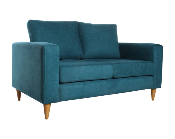Sofa Tai 2c Mecha Turquesa Iso