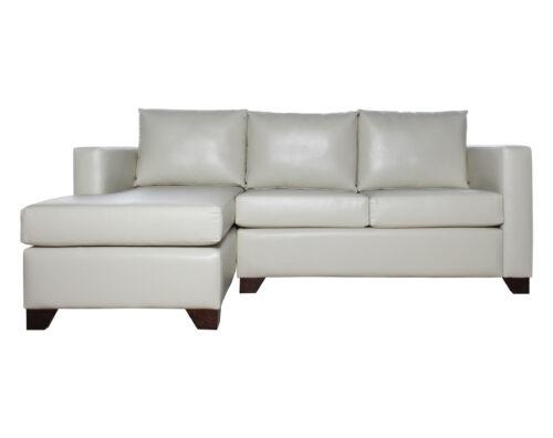Sofa Cama Seccional Izquierdo 15 Plazas Pu Clean 1