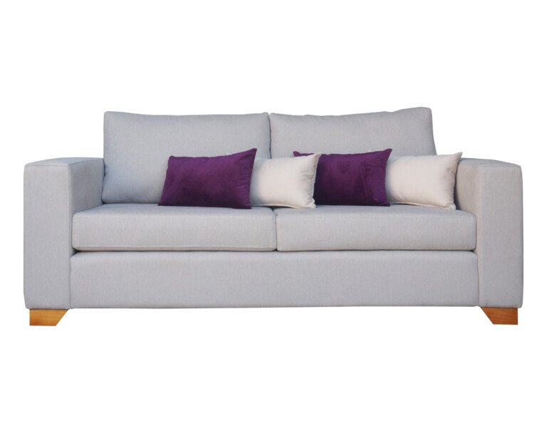 Sofa Thomas Calafate Gris Claro