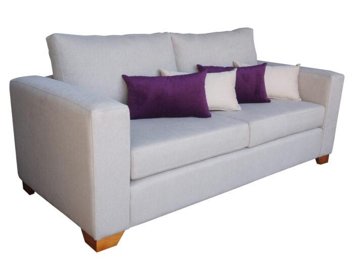 Sofa Thomas Calafate Gris Claro Iso